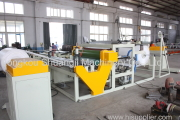 EPE Foaming Sheet Pipe Bonding Machine