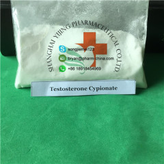 High Purity Steroid Powder Test C / Test Cypionate Test Cyp Factory Price CAS 57-85-2