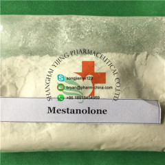 Supply High Purity Mestanolone Raw Steroids Powder Half Life For Bodybuilding