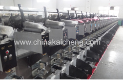 ACTIVELY WITHDRAWING INTELLIGENT GUIDE WINDING MACHINE