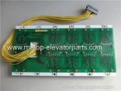 Elevator parts PCB 5P1N1748P018-C for Toshiba elevator