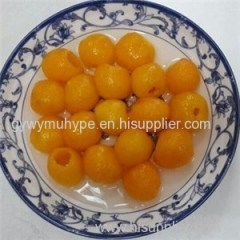 Canned Loquat Product Product Product