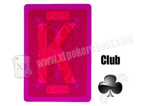 Chinese Style Bicycle Zodiac Marked Playing Cards For Gambling Regular Index