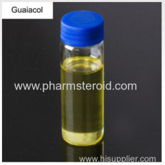 Guaiacol Yellowish Aromatic Oil as Safe Organic Solvents