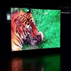 SMD full color fixed indoor advertising LED display screen