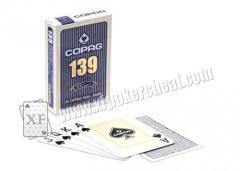 Props Bridge Size Regular Face Brazil Blue Copag 139 Gambling Cheating Device