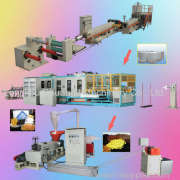China best price PS food box making machine