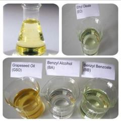Ethyl Oleate Liquid for Making Short Ester Painless Steroid