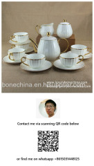 Bone China Tea Sets Factory Supply Contact Now