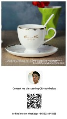 Queen Tea Bone China Cup And Saucer Factory Direct Supply Contact Now