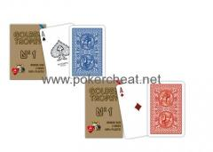 Casino Grade Playing Cards With Invisible Ink Markings For Invisible Ink Glasses And Contact Lenses