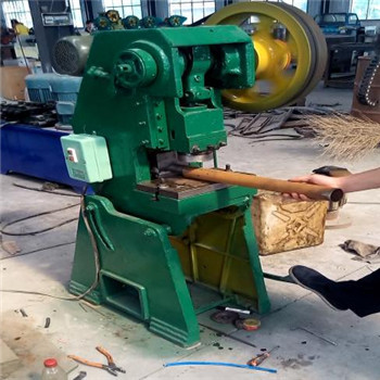 semi-automatic Hole Rolling/Punching Machine for Fuel Tank