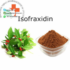 High Quality Best Price Pharmaceutical Raw Material Isofraxidin CAS 486-21-5