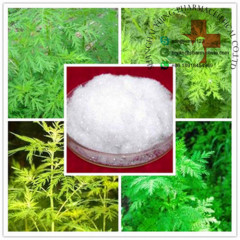 Supply Hot Selling 100% Natural Plant Extract Artemisinin Raw Powder For Treatment of Malaria