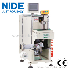 High efficient Stator coil lacing machine with CNC control