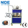 Automatic generator motor stator coil winding inserting machine