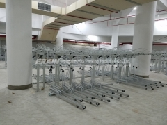 double stacking bicycle rack
