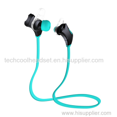 wireless headphone CSR4.0 stereo bluetooth earbud with Surround sound