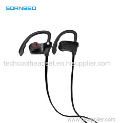 Smart sports stereo wireless headset smallest long talking time bluedio bluetooth headset
