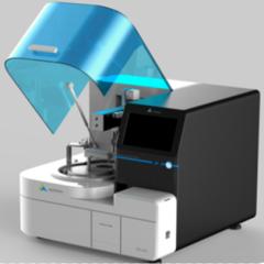 Seven Minute Cardiovascular Chemiluminescence Immunoassay Analyzer