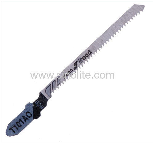 Jig Saw Blades clean for wood T101AO