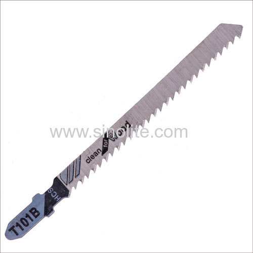 Jig Saw Blades clean for wood T101B