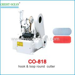 CREDIT OCEAN hook and loop round cutter
