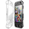 Komost Anti-scratch Shock-Absorption Transparent Crystal Hard Back Protective Case Cover for Switch