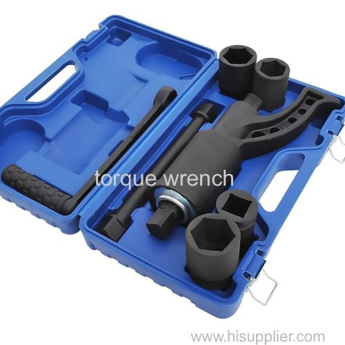 torque multiplier lug wrench