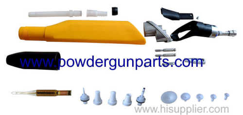 OptiGun GA03 gun wear parts