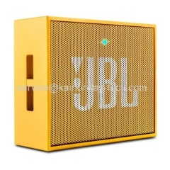 Wholesale JBL GO Wireless Portable Rechargeable Bluetooth Speaker Built-in Speakerphone Yellow