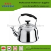 Chaozhou mirror polished stainless steel cooking kettles