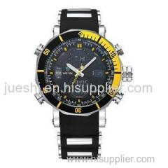 WEIDE wrist watch brands watches for men 2015