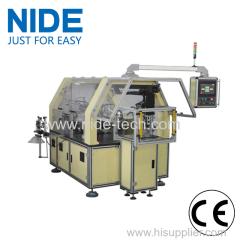 Automatic Rotor Wire Winding Machine
