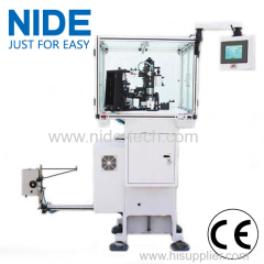 Stepping Motor Stator Coil Wire Winding Machine needle winding machine