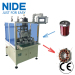 High Efficiency BLDC Motor Automatic Inslot Winding Machine