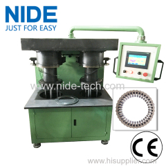 Automatic stator core slinky winder equipment