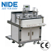 Double Station Armature Electrical Motor Winding Machine / Small Rotor Winder