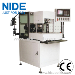 AUTOMATIC EXTERNAL ARMATURE WINDING MACHINE