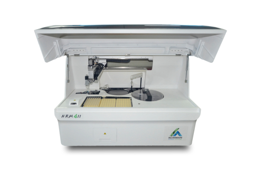 China Clinical Fully Automatic Chemistry Analyzer
