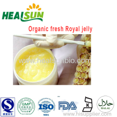 Organic royal Jelly Frozen Royal Jelly 10-HDA 1.6% 1.8% 2.0%