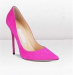 Multi colors classic style women high heels
