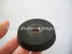 reinforced steel bar socket fixing magnet system 160KGS force