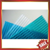 hollow polycarbonate sheet / pc sun sheet / roof panel-great building cover