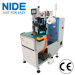 Servo double sides stator winding lacing machine