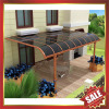 Aluminium canopy/polycarbonate canopy/modern canopy/new design canopy for gazebo/patio/garden-nice household product!