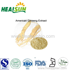 American Ginseng Root Extract Powder
