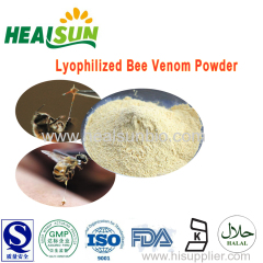 lyophilized bee venom powder injection grade