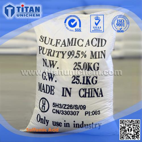 Sulfamic Acid manufacturer CAS 5329-14-6 Sulphamic Acid descaler