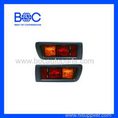 Rear Bumper Lamp R 81551-60510/L 81560-60440 for Toyota Land Cruiser